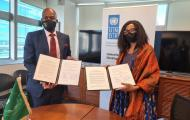 Support to conception and establishment of adequate formats for dialogue