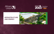 Agenda2063: Infrastructure and Energy Initiatives