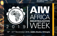 Africa Industrialisation Week 2019 #AIW2019
