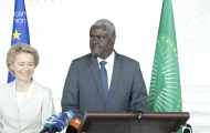 Press Briefing: AUC Chairperson and EU President