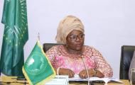 Press Briefing: H.E. Prof. Sarah Anyang Agbor, Commissioner for Human Resources Science and Technology
