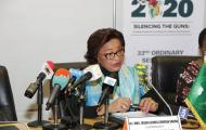 Press Briefing: H.E. SACKO Josefa, Commissioner for Rural Economy and Agriculture