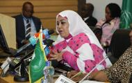 Press Briefing: H.E. ELFADIL Amira, Commissioner for Social Affairs