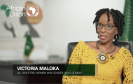 Ag. Director, Women and Gender Development, Victoria Maloka