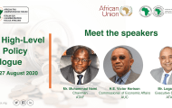 4th High Level Dialogue on Tax Policy in Africa 2020 | Day 1