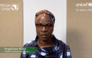 Angelique Kidjo supports #NoNameCampaign
