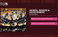 Women and Gender Development