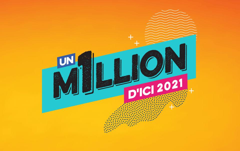 1 million d'ici 2021