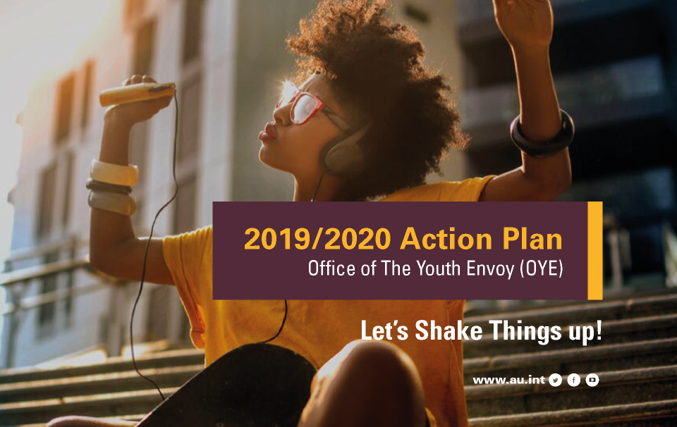 Youth Envoy Action Plan 2019/2020