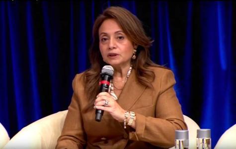 Commissaire à l'infrastructure et à l'énergie à la conférence de la Banque mondiale sur l'économie numérique en Afrique