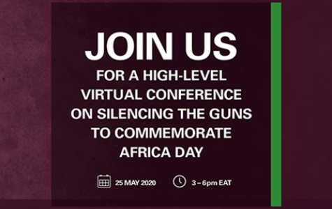 High Level Virtual Conference on Silencing the Guns