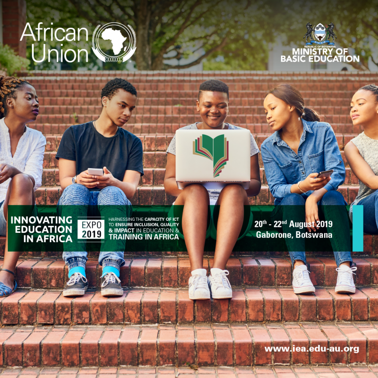 Innovating Education in Africa Expo 2019