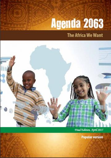 Agenda 2063: The Africa we want (Popular version)
