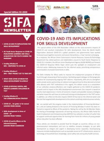 SIFA Newsletter Special Edition 02-2020