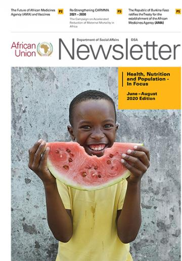 Health, Nutrition and Population - In Focus June – August 2020 Edition