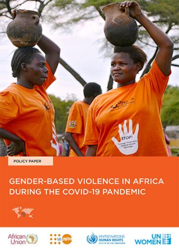 Policy paper - GBV in Africa during COVID-19 pandemic