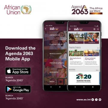 Agenda 2063 Mobile App
