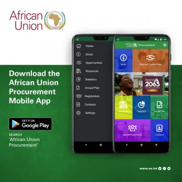 AU Procurement Mobile App