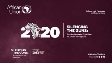2020 Theme of the Year: Silencing the Guns