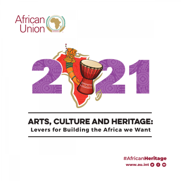 2021 Theme of the Year: Arts, Culture and Heritage