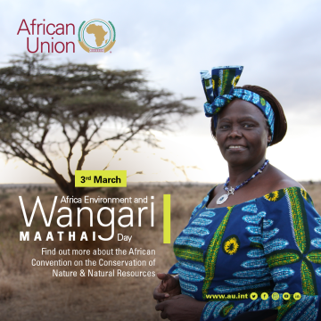 Africa Environment and Wangari Maathai Day