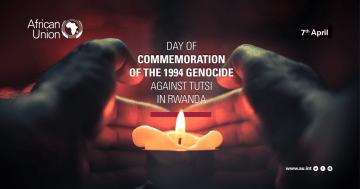 Day of Commemoration of the 1994 Genocide Against Tutsi in Rwanda