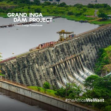 Grand Inga Dam Project