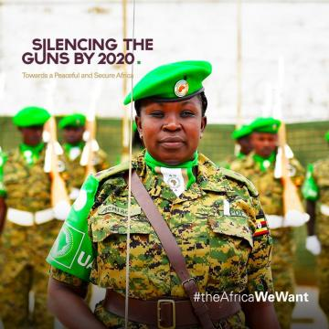 Silencing the Guns by 2020